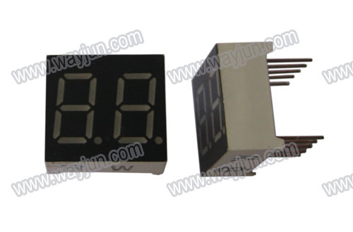 0.36 Inch 7 Segment Double Digit LED Display