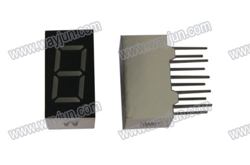0.36 Inch 7 Segment Single Digit LED Display