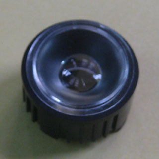 20mm High Power LED Lens 45 degrees(Concave center glossy)