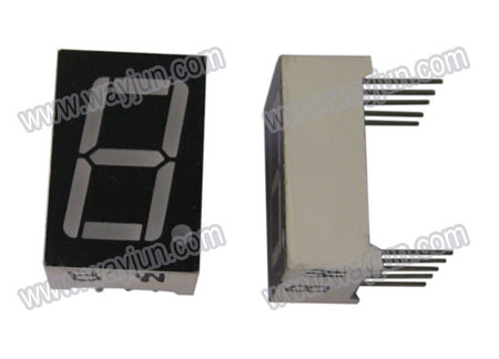 0.56 Inch 7 Segment Single Digit LED Display