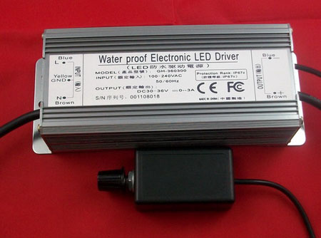 Dimmerable 100W Waterproof LED Driver(AC100V-240V)