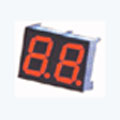 7 Segment Double Digit red LED Display 0.36 Inch Anode