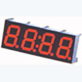 7 Segment Four Digit red LED Display 0.36 Inch Anode