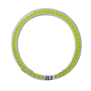 3W Circle-shaped COB High power LED