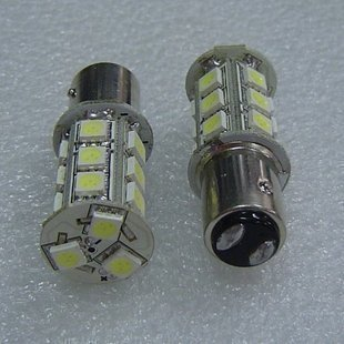 1157 Car Brake Light Bulbs 18 SMD 5050 LED