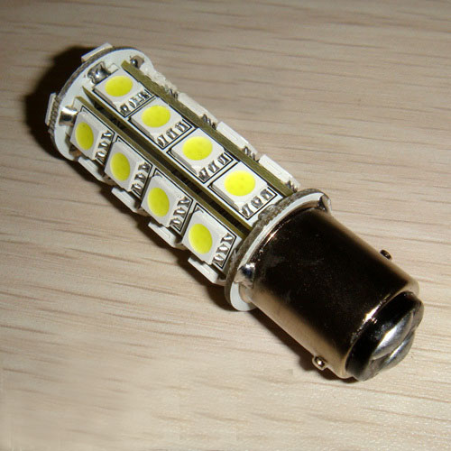 1157 Car Brake Light Bulbs 30 SMD 5050 LED