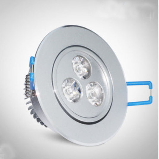 3W LED Ceiling light Lamp, 3W LED downlight