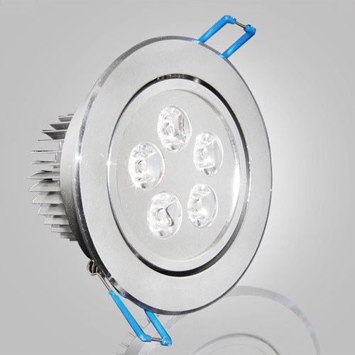 5W LED Ceiling light Lamp, 5W LED downlight