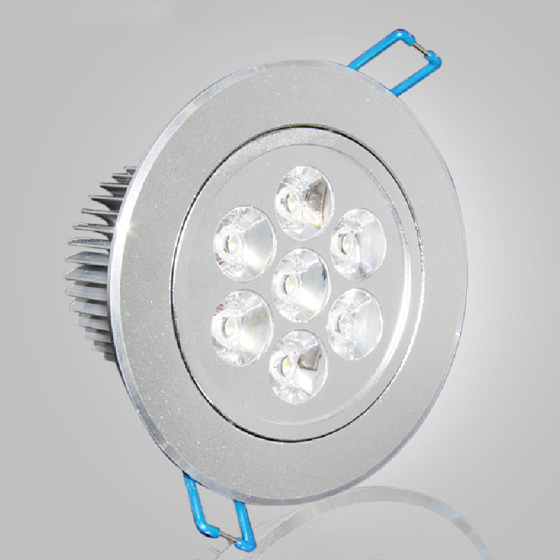 7W LED Ceiling light Lamp, 7W LED downlight