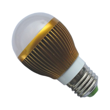E27 3 High Power LED Bulb Light Lamp 3W(AC85-265V)