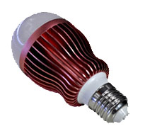 E27 5 High Power LED Bulb Light Lamp 5W(AC85-265V)
