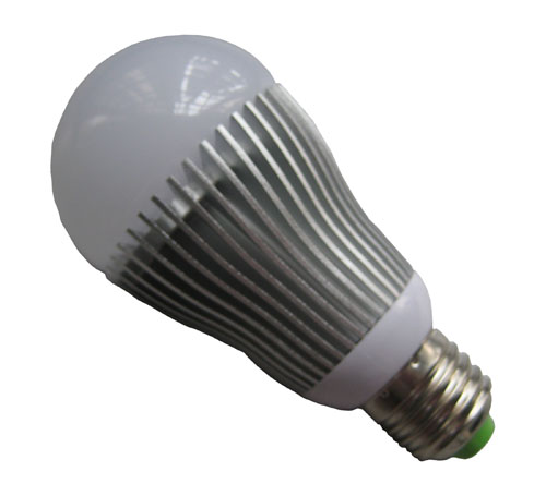 E27 6 High Power LED Bulb Light Lamp 6W(AC85-265V)