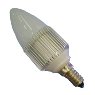 E14 3 High Power LED Bulb Light Lamp 3W(AC85-265V)