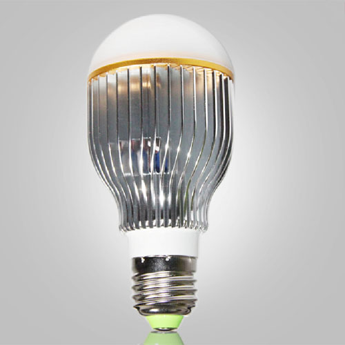 7W LED Light Lamp, E27, 7 High Power LED(AC100-240V)