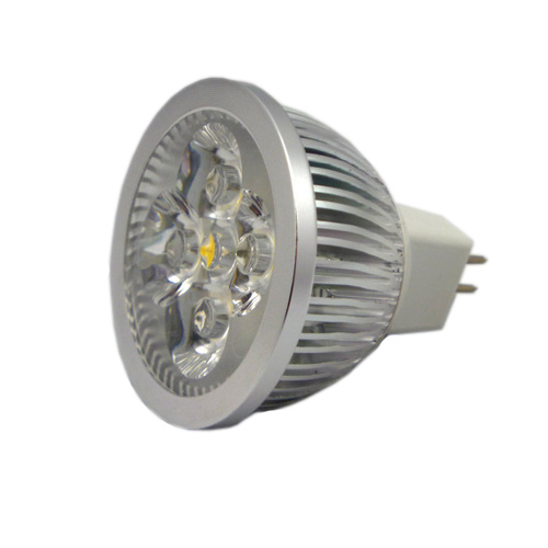 MR16 GU5.3 4 High Power LED Bulb Spot Light Lamp 4W(12V)