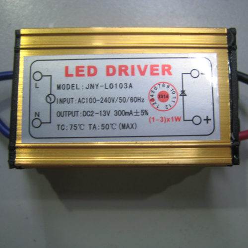 1-3*1W LED External power supply(AC85-265V)