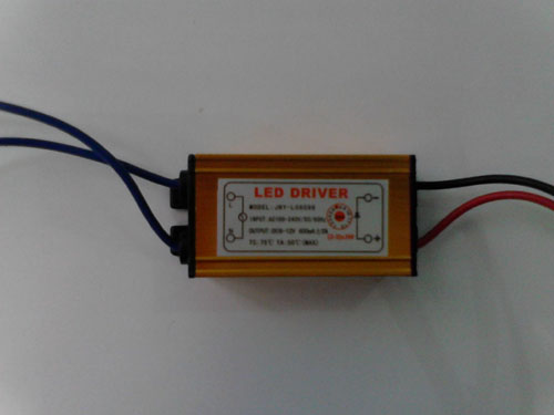 2-3*3W LED External power supply(AC85-265V)