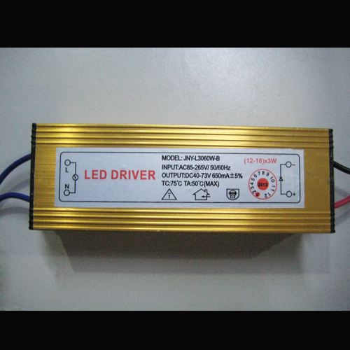 12-18*3W LED External power supply (AC85-265V)