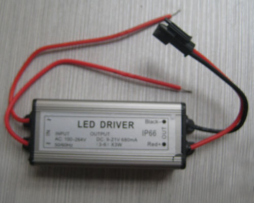 3-6*3W LED External power supply (AC100-260V)