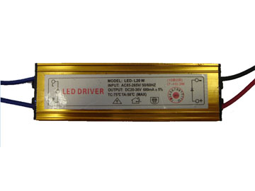 20W High power LED External power supply (AC85-265V)