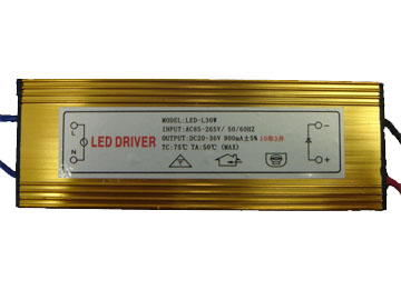 30W High power LED External power supply (AC85-265V)