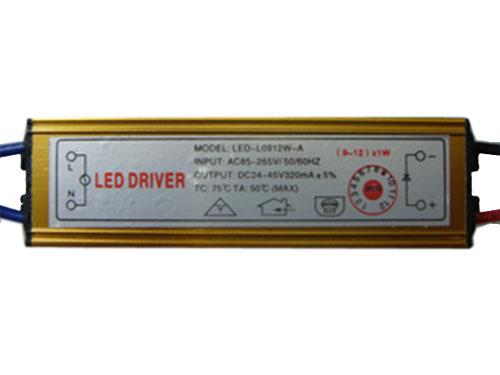 9-12*1W LED External power supply (AC85-265V)