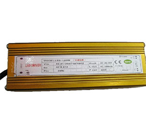 80W High power LED External power supply (AC85-250V)