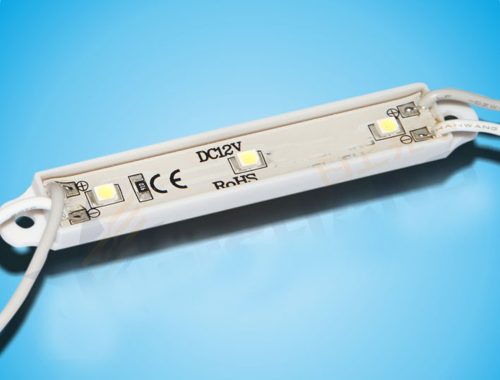 3528 SMD LED Modules warterproof, 12V