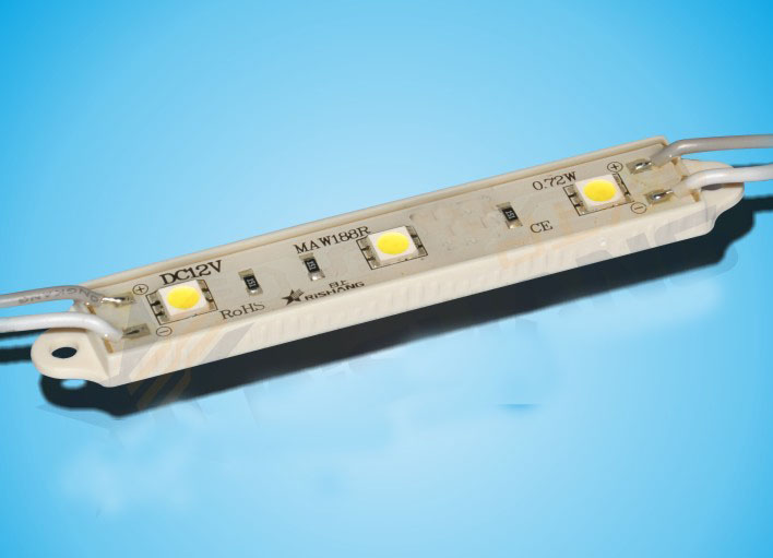 5050 SMD LED Modules warterproof, 12V