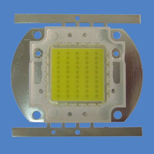 50W High Power LED, 10 serial and 5 parallel