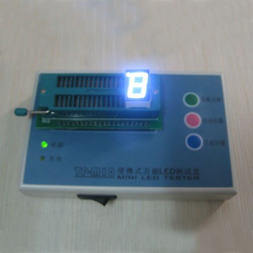Multifunction Mini Segment LED Display Tester Box Tool
