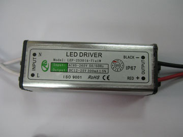 4-7*1W LED External power supply(AC85-265V)