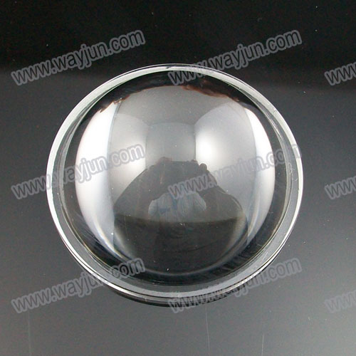 10W-100W led Glass Lens Reflector Collimator 5-90° 44mm