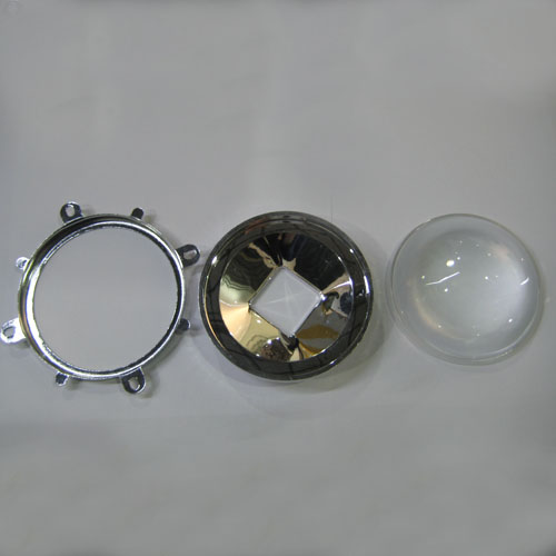78mm Glass Lens and Reflector and Mounting Ring
