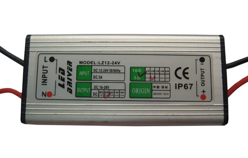 30W High power LED External power supply (DC12V)