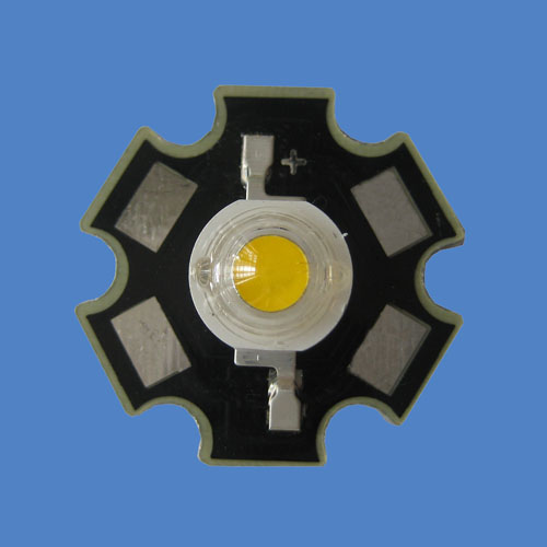 3W High Power Warm White LED