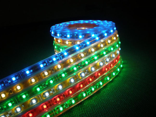 3528 SMD led flexible light strip waterproof,5m,150 led