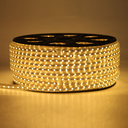 3528 led flexible light strip waterproof,110VAC,100m,60 led/m