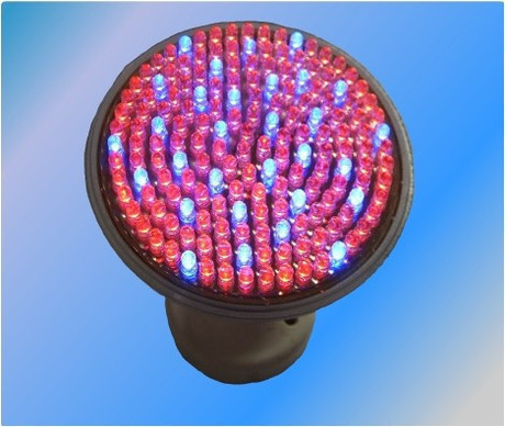 Low-power 10W LED Grow Light PAR38,630nm