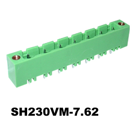 SH230VM-7.62,Pluggable Terminal Blocks