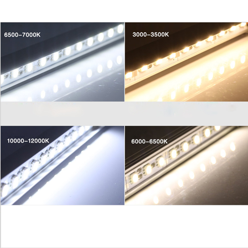 High Bright lights 5050 rigid led strip, 60leds/m