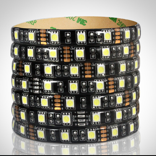5050 SMD 12V car lights, waterproof led strip light,5m