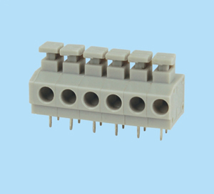 KF124B,Screwless Terminal Blocks
