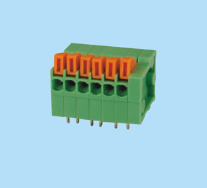 KF141R,Screwless Terminal Blocks