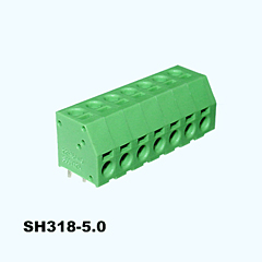 SH318-5.0,Screwless Terminal Blocks