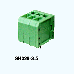 SH329-3.5,Screwless Terminal Blocks
