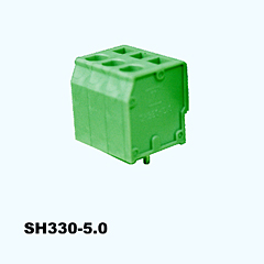 SH330-5.0,Screwless Terminal Blocks
