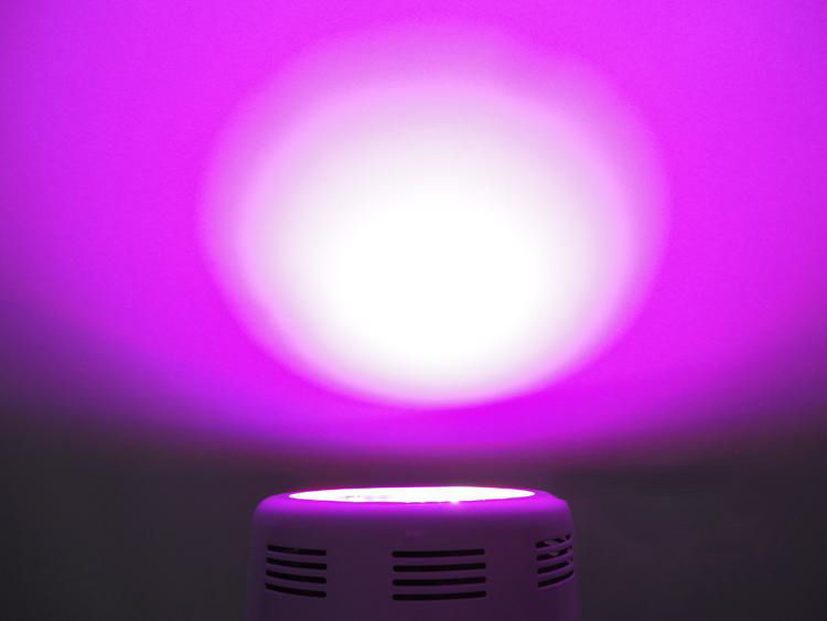 147W LED Grow Light IR Hydroponic System Plant UFO 49*3W