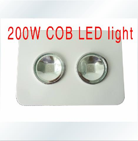 200W Integrated chip COB LED Grow Light 2X100W