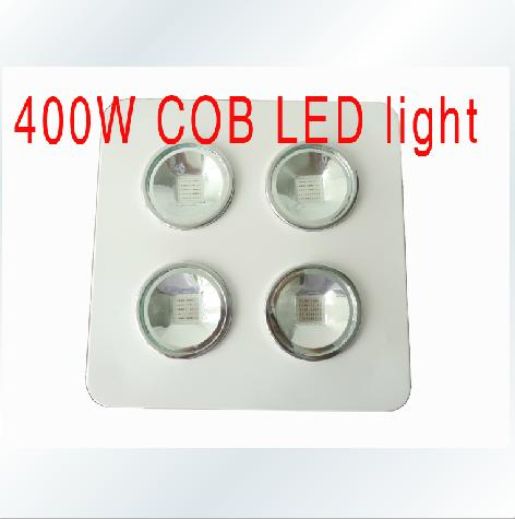 400W Integrated COB LED Grow Light 4X100W - Click Image to Close